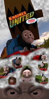 Engines United Poster by DarthAssassin