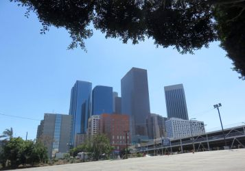 Downtown Los Angeles by ShipperTrish