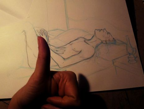 +16_ The Fool and Fitz_51_WIP_Sketching by MartAiConan