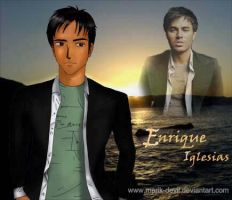 enrique-Iglesias by marik-devil