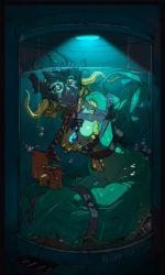 SSC - Nami Down the Drain by ElijahPink