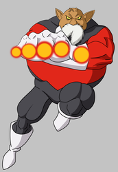 Toppo  by Lutbarg