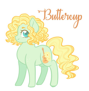 Buttercup Bio by Microwaved-Box