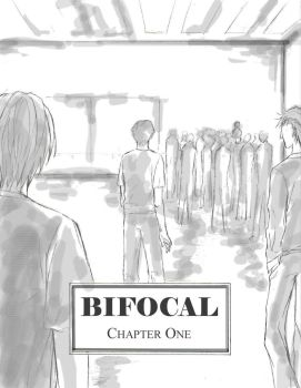 Bifocal cover by a-Sile