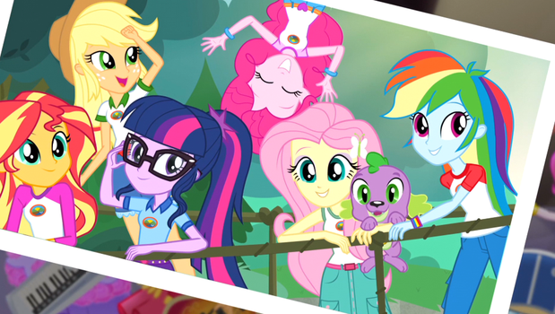 MLP EQG Legend of the Everfree Moments 20 by Wakko2010