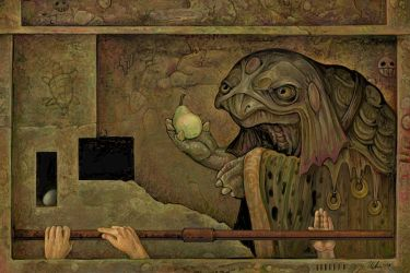 Mother Terrapin by ursulav