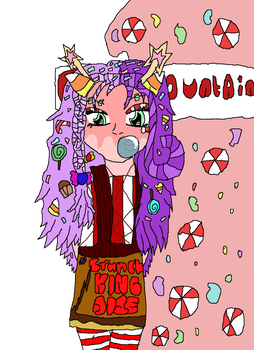 Candy Mountion Aira! Candy Mountain! by Bekaboou