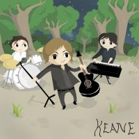 Keane Styled by BritishBiscuit
