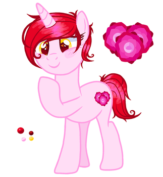Peonie Heart by dcgamergirl