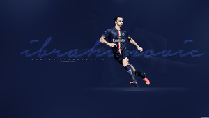 zlatan ibrahimovic wallpaper by MorBarda