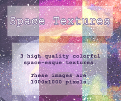Space Textures Pack by sproutlets