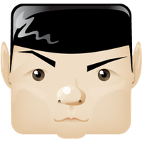 Spock Icon by pockets1987