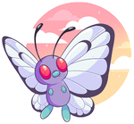 butterfree by BelaShark