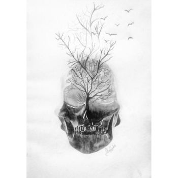 The freedom of death by selin-kay