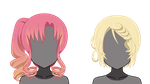 Random hairstyles [Export] by XxOniyurixX