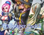 FA: Wallpaper Pack 2 by dinmoney