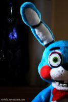 Five Nights At Freddy's - Toy Bonnie - Plush by roobbo