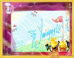 Kagamines' 1st Conquest ^^ by Anaisabel22