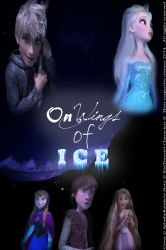 On Wings of Ice || Cover || For ElsaTinuviel by SplashyRainbow