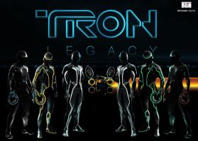 TRON - Choose Your Program 2 by TheSnowman10