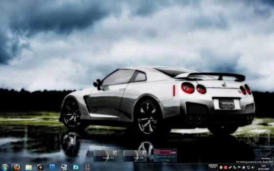 26th February Desktop by Nosf3r