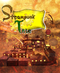 SteamPunk Tale Cover Page by ThePikachuishere