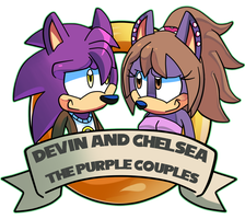 Commission: Devin and Chelsea by DredgeTH