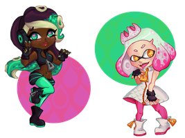 Off the Hook by otter-faerie