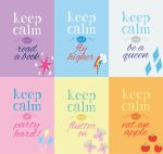 Keep Calm and... Watch MLP! by VeryGood91