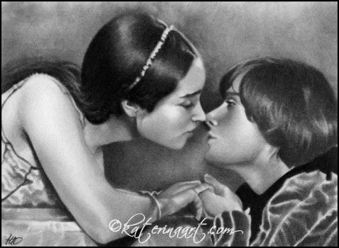 Romeo and Juliet by Katerina-Art