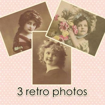 retro photos by mercuryZ