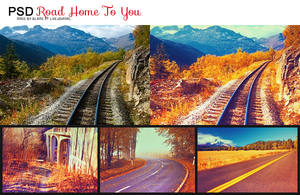road home to you by Bourniio