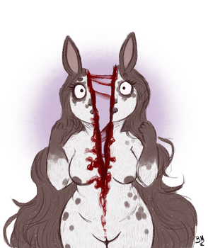 Day 12: Medieval Torture by Maimed-Bunny