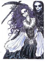 for the love of death by Dollysmith