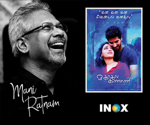 INOX - Happy Birthday Mani Ratnam by sanketmisal