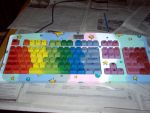 Senior Project Keyboard by turtlegirlman