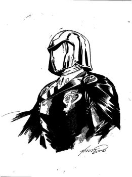 Cobra Commander by Marcus To by Schwartzwald