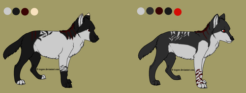 .:Breed:. Puppys skeletonthe by silent33