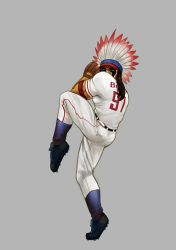 Braves pitcher by lazpev