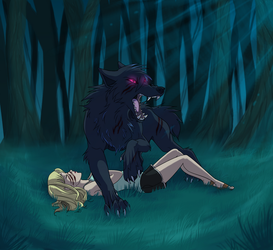 Collab: Not So Sleeping Beauty by Markiehh