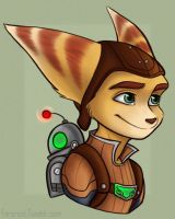 Ratchet and Clank by Farorest