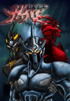 Bio Boosted Armor Guyver PD by Guyver89