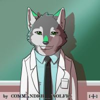 OC:Dr.Green by COMMANDER--WOLFE