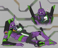 EVA01 murrings (vector'd) by furrtek