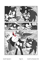 SonicFF Chapter 6 P.25 by SonicFF