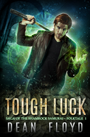 Tough Luck - Book Cover by FrostAlexis