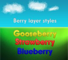 Berry layer styles by Idered