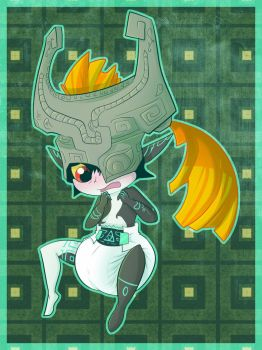 Diapered Midna by Hourglass-Sands