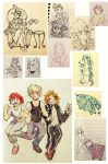 sketchdump12 by cayotze