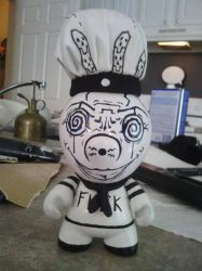 psycho doughboy munny by morgoththeone